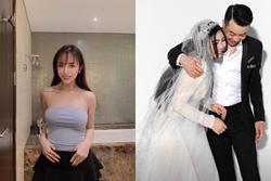 Con gái Minh Nhựa khoe bụng bầu, hot girl 17 tuổi tổ chức ăn hỏi