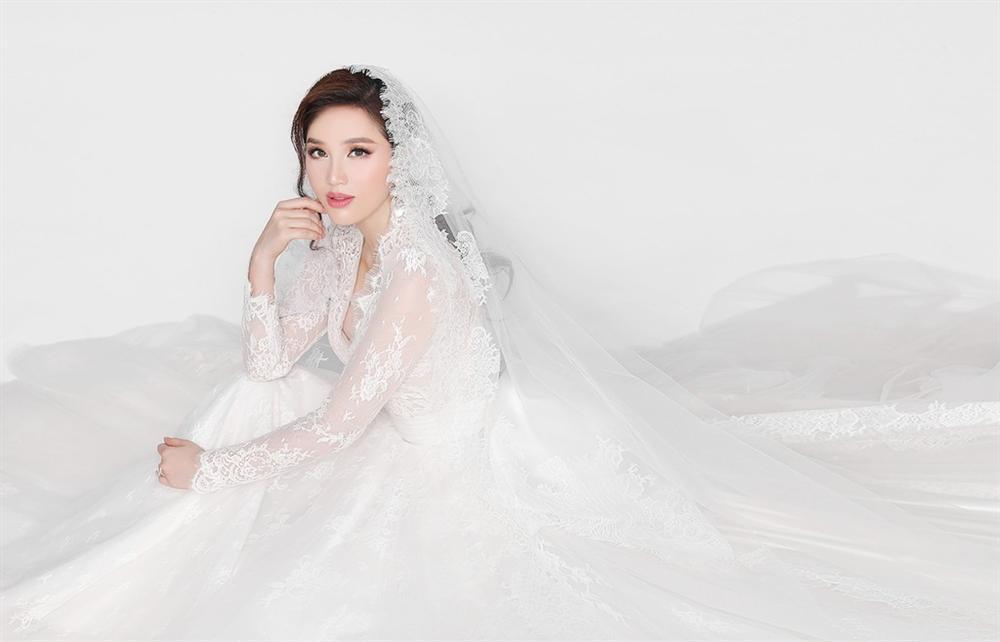 Bảo Thy tung ảnh cưới đẹp ngất ngây, mặc thiết kế cô dâu tương tự Công nương Kate Middleton-6