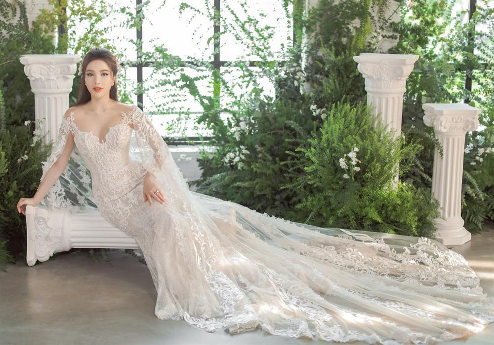 Bảo Thy tung ảnh cưới đẹp ngất ngây, mặc thiết kế cô dâu tương tự Công nương Kate Middleton-3