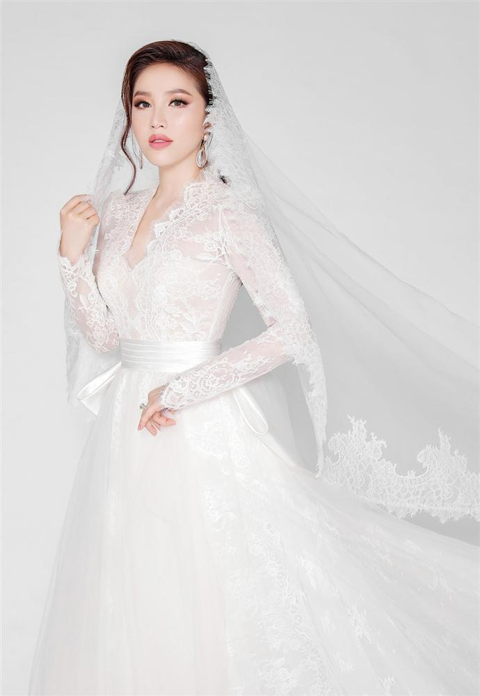 Bảo Thy tung ảnh cưới đẹp ngất ngây, mặc thiết kế cô dâu tương tự Công nương Kate Middleton-7