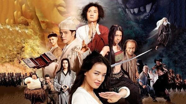 Chuyện ít biết về Tứ đại mỹ nữ trong Tây du ký: Mối tình ngoại truyện của Châu Tinh Trì-1