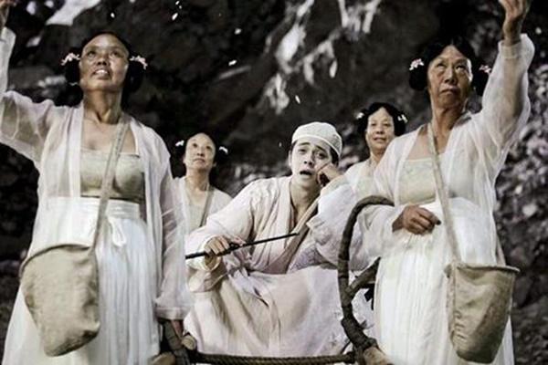 Chuyện ít biết về Tứ đại mỹ nữ trong Tây du ký: Mối tình ngoại truyện của Châu Tinh Trì-2