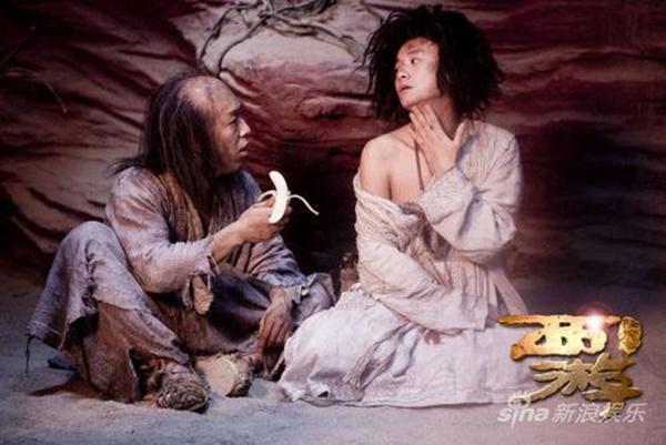 Chuyện ít biết về Tứ đại mỹ nữ trong Tây du ký: Mối tình ngoại truyện của Châu Tinh Trì-3