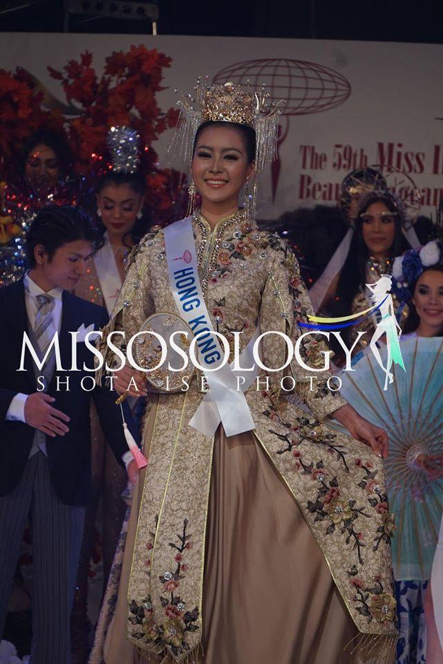Top 10 quốc phục xuất sắc Miss International 2019, trong đó Tường San đoạt trang phục đẹp nhất-5