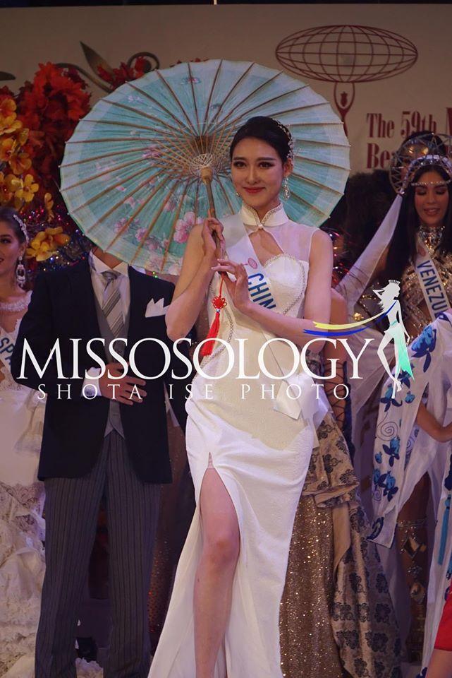 Top 10 quốc phục xuất sắc Miss International 2019, trong đó Tường San đoạt trang phục đẹp nhất-6