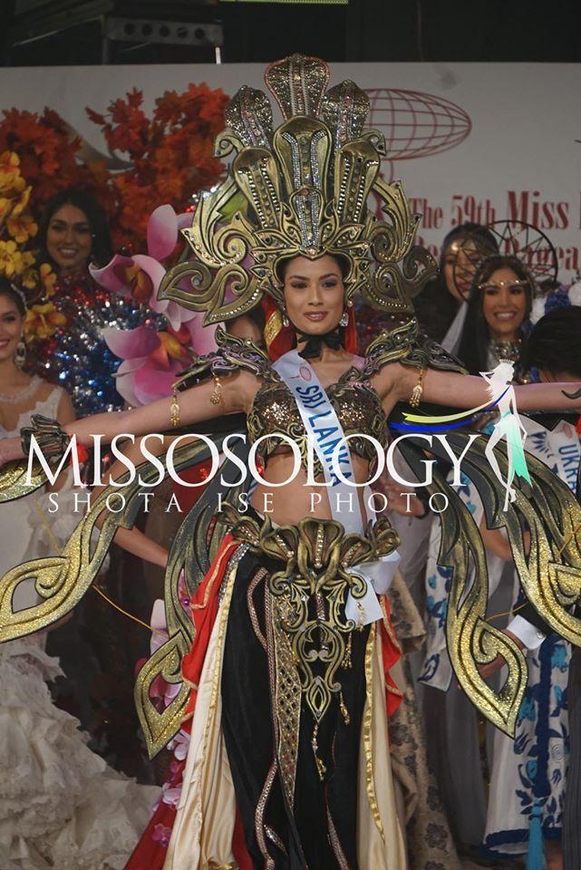Top 10 quốc phục xuất sắc Miss International 2019, trong đó Tường San đoạt trang phục đẹp nhất-7