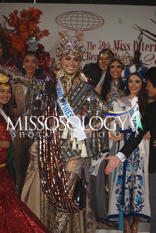 Top 10 quốc phục xuất sắc Miss International 2019, trong đó Tường San đoạt trang phục đẹp nhất-8