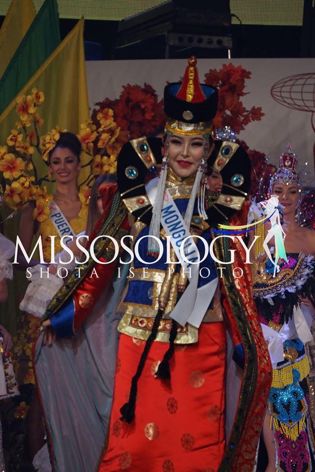 Top 10 quốc phục xuất sắc Miss International 2019, trong đó Tường San đoạt trang phục đẹp nhất-10