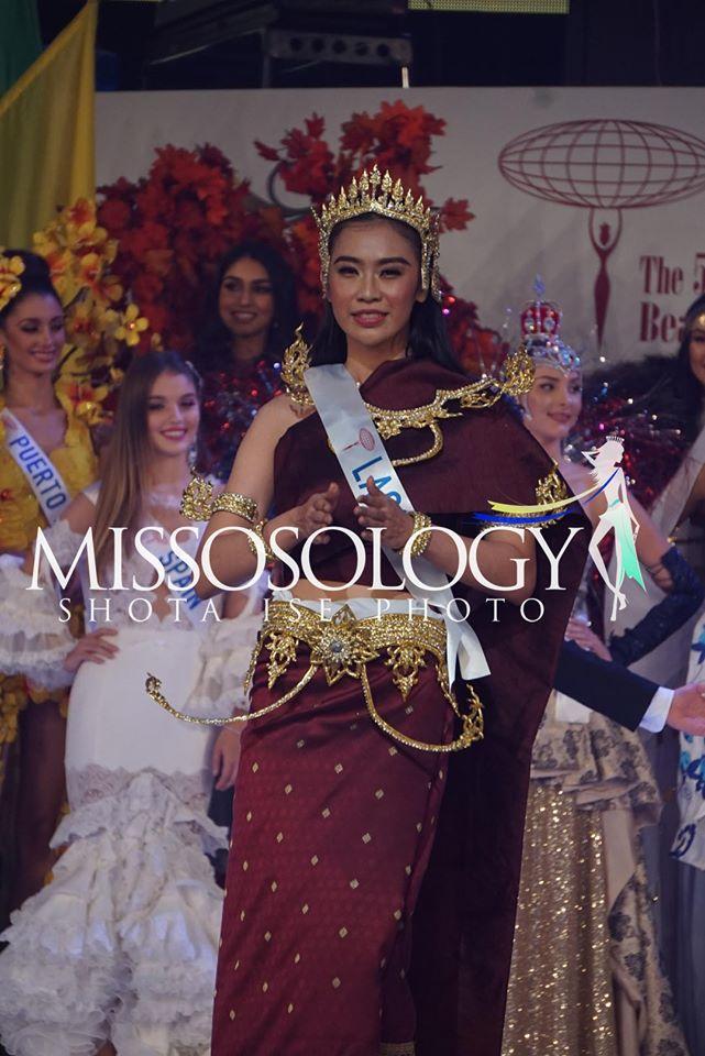 Top 10 quốc phục xuất sắc Miss International 2019, trong đó Tường San đoạt trang phục đẹp nhất-11
