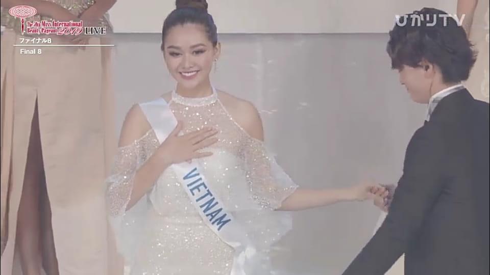 Tường San trượt top 5 gây tiếc nuối, Thái Lan đăng quang Miss International 2019-11