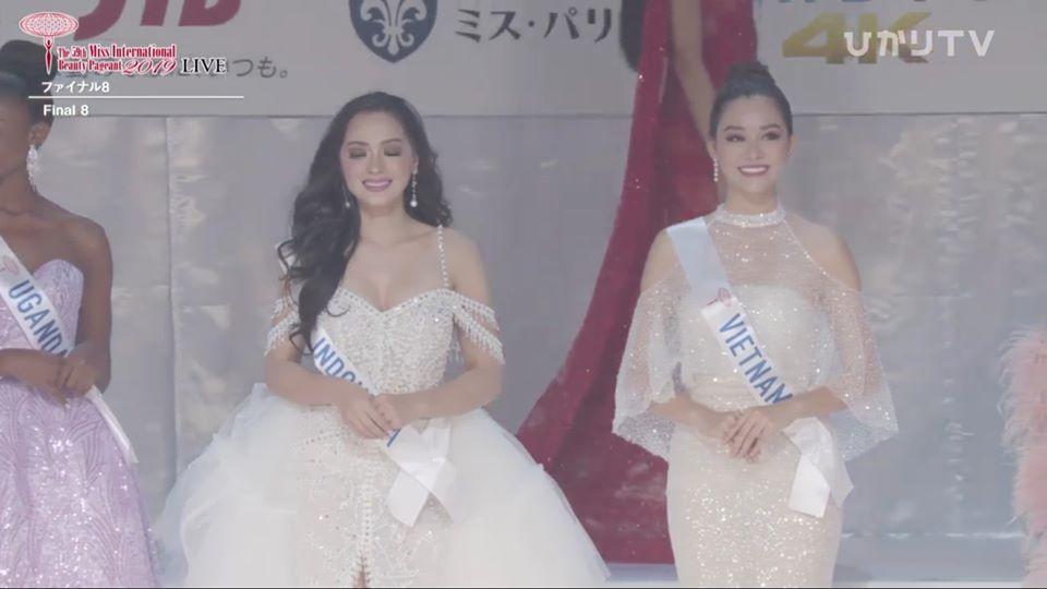 Tường San trượt top 5 gây tiếc nuối, Thái Lan đăng quang Miss International 2019-12