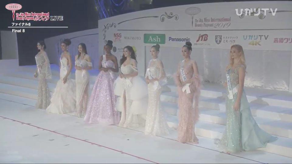 Tường San trượt top 5 gây tiếc nuối, Thái Lan đăng quang Miss International 2019-13