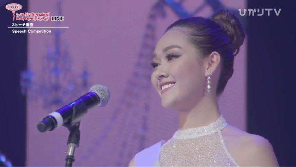Tường San trượt top 5 gây tiếc nuối, Thái Lan đăng quang Miss International 2019-14