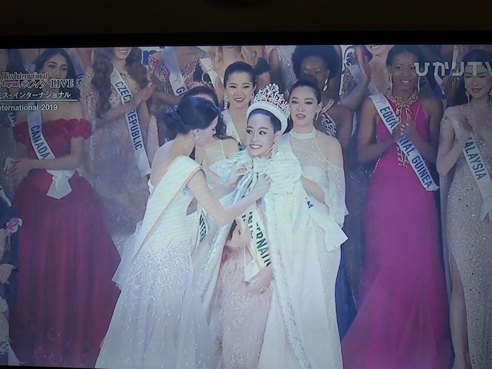 Tường San trượt top 5 gây tiếc nuối, Thái Lan đăng quang Miss International 2019-16