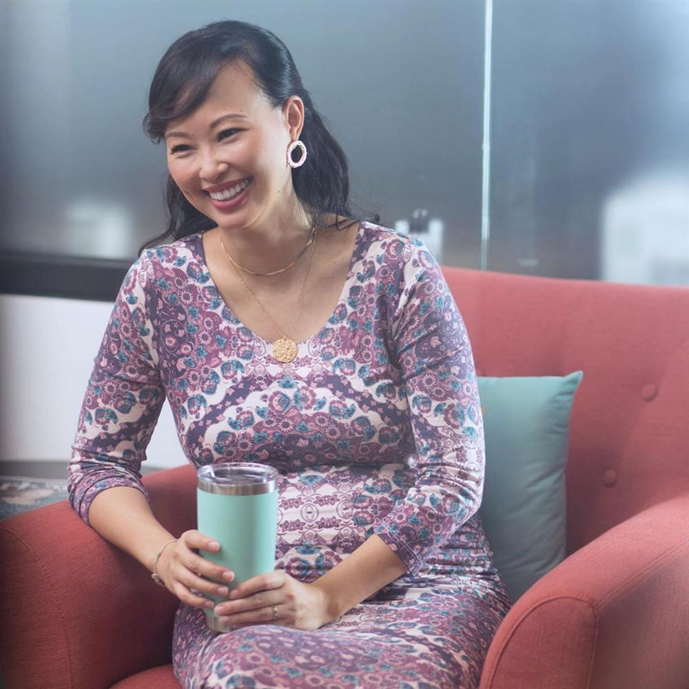 Mang thai ở tuổi 42, Shark Linh - Thương Vụ Bạc Tỷ làm ai cũng gato với bí quyết mẹ khỏe con khỏe-3