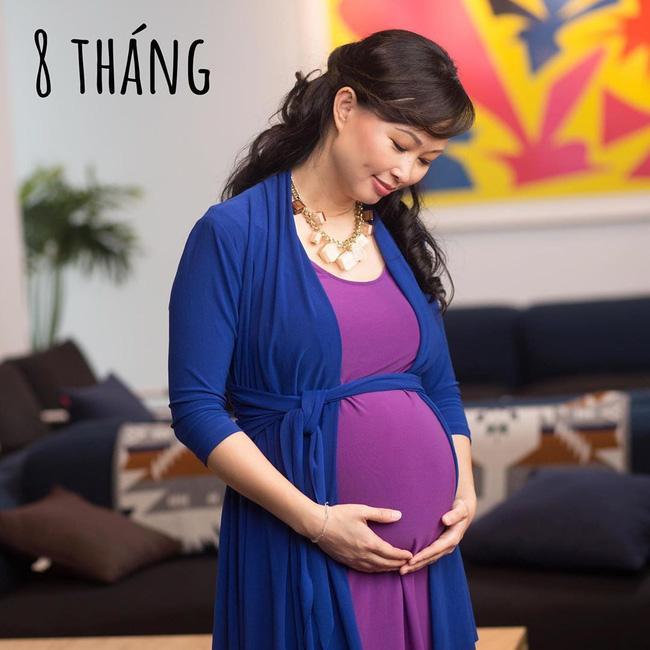 Mang thai ở tuổi 42, Shark Linh - Thương Vụ Bạc Tỷ làm ai cũng gato với bí quyết mẹ khỏe con khỏe-2