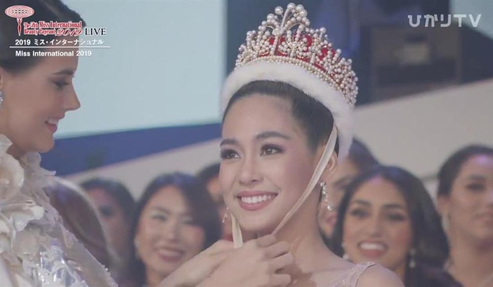 Tường San trượt top 5 gây tiếc nuối, Thái Lan đăng quang Miss International 2019-17