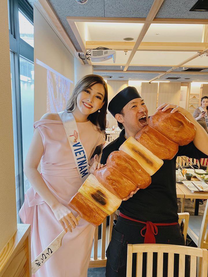 Loạt trang phục giúp Tường San ghi dấu ấn tại Miss International 2019 cho tới khi lọt top 8-6