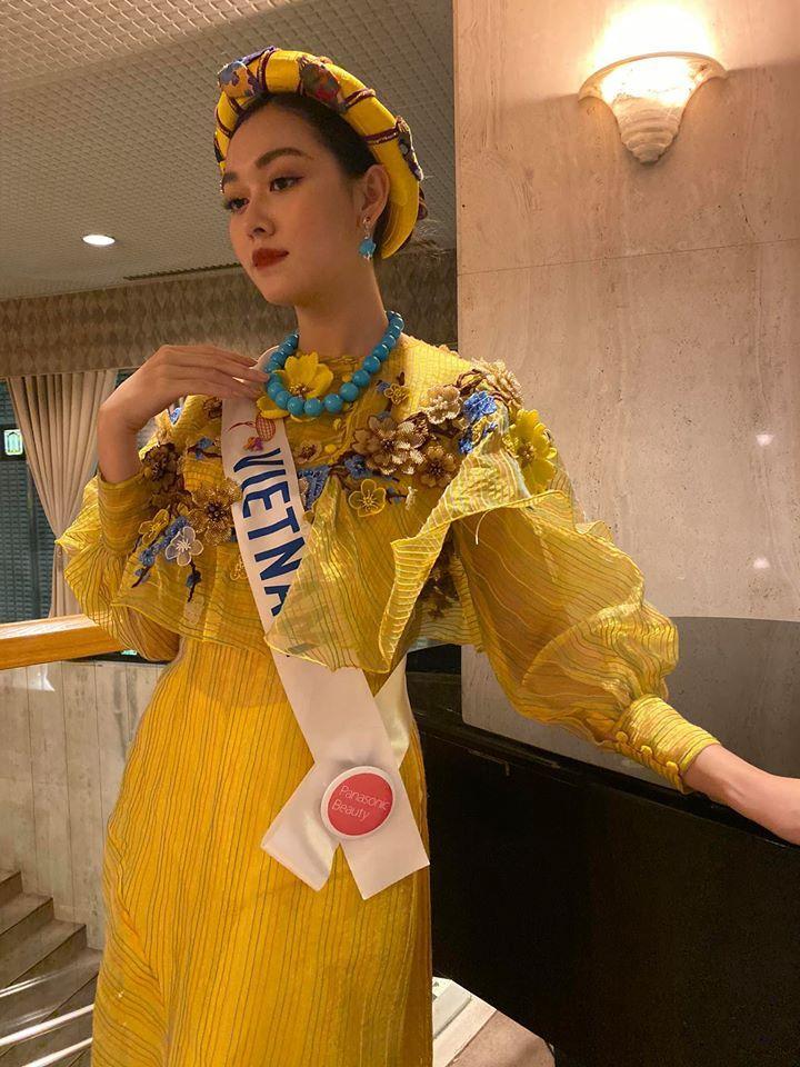 Loạt trang phục giúp Tường San ghi dấu ấn tại Miss International 2019 cho tới khi lọt top 8-4