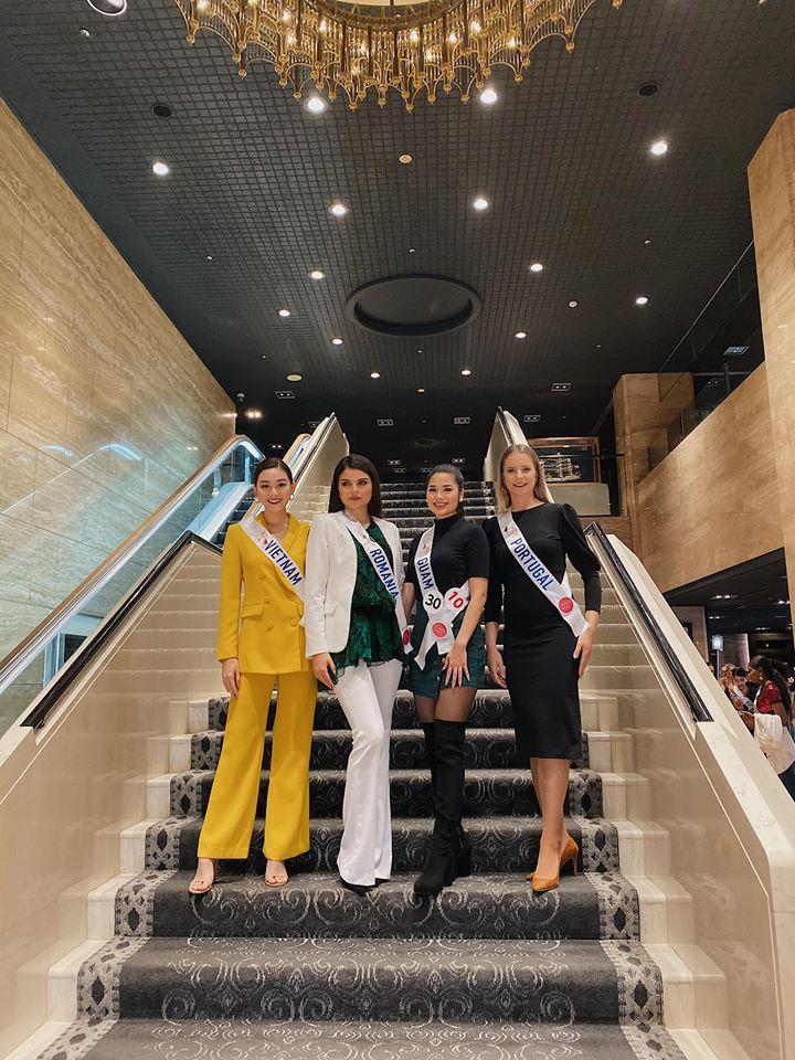 Loạt trang phục giúp Tường San ghi dấu ấn tại Miss International 2019 cho tới khi lọt top 8-2