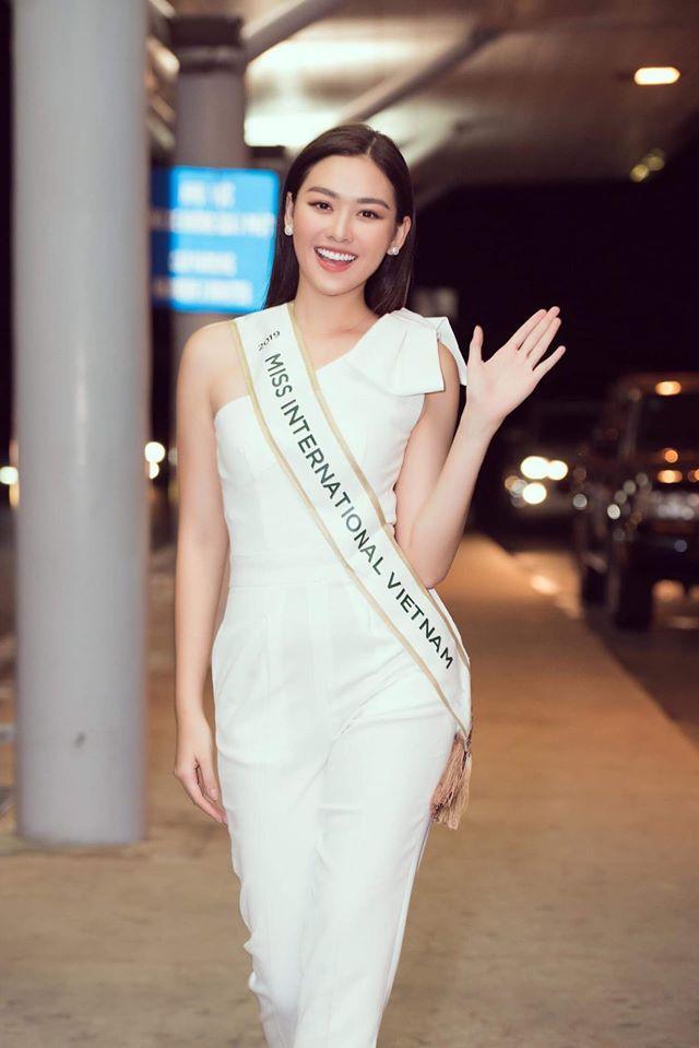 Loạt trang phục giúp Tường San ghi dấu ấn tại Miss International 2019 cho tới khi lọt top 8-1