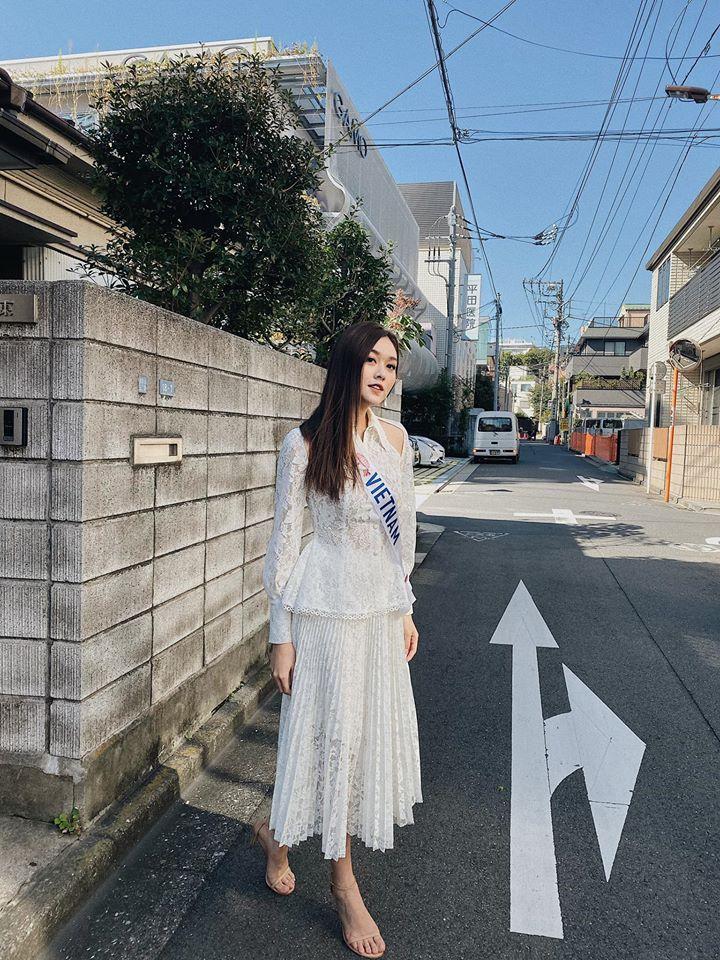 Loạt trang phục giúp Tường San ghi dấu ấn tại Miss International 2019 cho tới khi lọt top 8-5