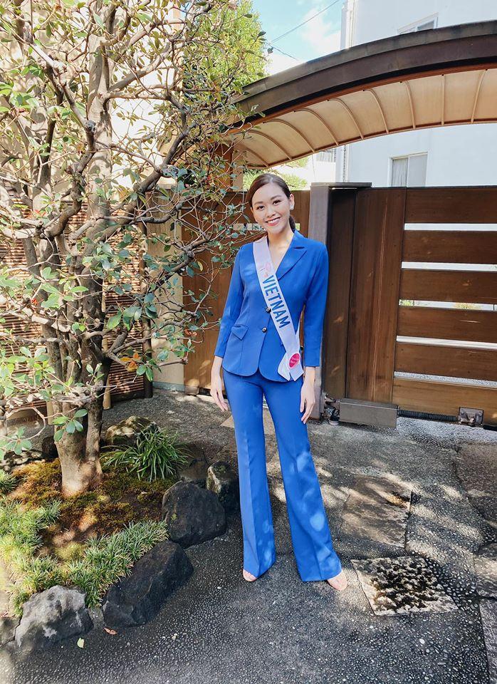 Loạt trang phục giúp Tường San ghi dấu ấn tại Miss International 2019 cho tới khi lọt top 8-3
