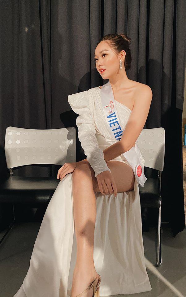 Loạt trang phục giúp Tường San ghi dấu ấn tại Miss International 2019 cho tới khi lọt top 8-10