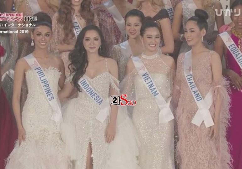 BỨC ẢNH HẾT HỒN: Tường San - Lâm Khánh Chi - Như Quỳnh lập team đi thi Miss International 2019?-1