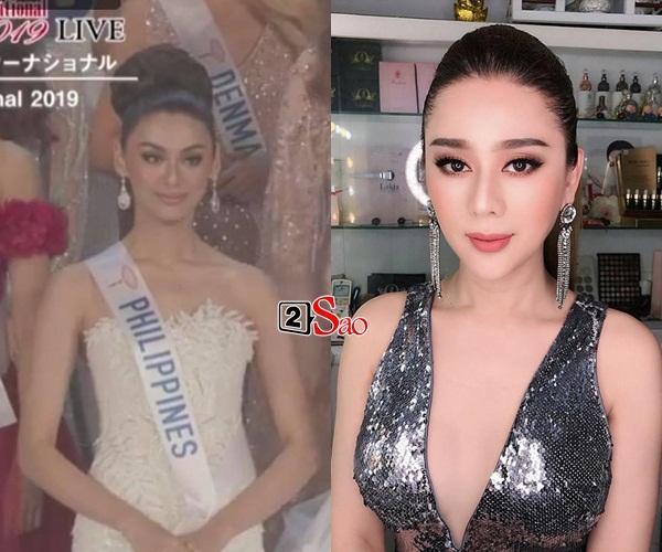 BỨC ẢNH HẾT HỒN: Tường San - Lâm Khánh Chi - Như Quỳnh lập team đi thi Miss International 2019?-3