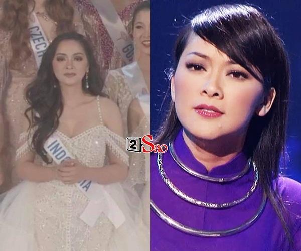 BỨC ẢNH HẾT HỒN: Tường San - Lâm Khánh Chi - Như Quỳnh lập team đi thi Miss International 2019?-7