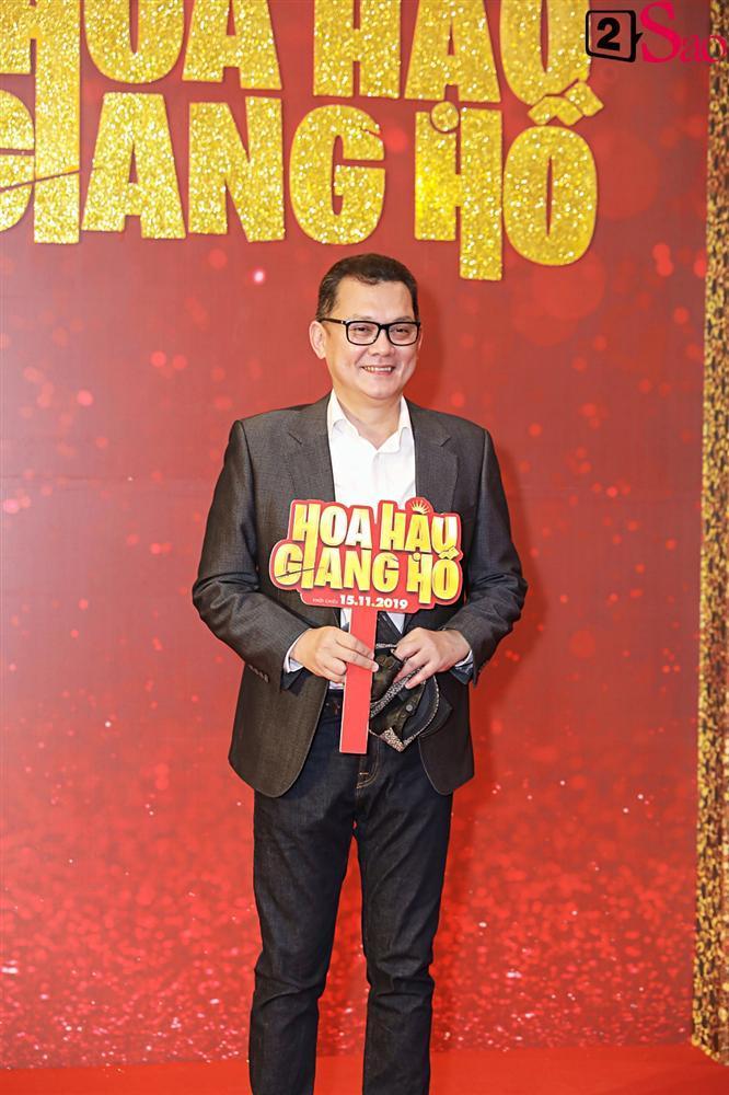 Thanh Hằng tái ngộ Hà Tăng trên thảm đỏ ra mắt phim đầu tay của Lương Mạnh Hải và Minh Tú-16