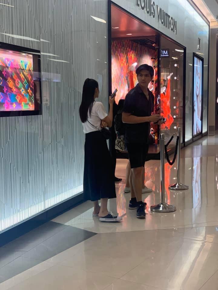 Tim - Trương Quỳnh Anh lộ ảnh du lịch Thái Lan-2