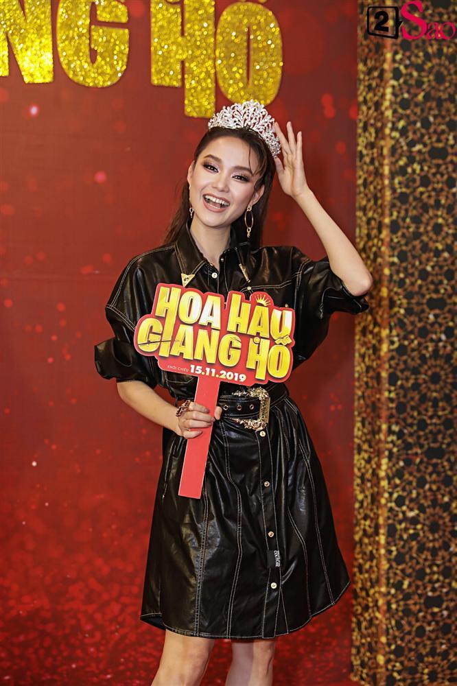 Thanh Hằng tái ngộ Hà Tăng trên thảm đỏ ra mắt phim đầu tay của Lương Mạnh Hải và Minh Tú-5