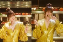 Ninh Dương Lan Ngọc tung teaser MV comeback chỉ vọn vẹn câu hát: 'Chị muốn lấy chồng!'
