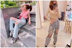 Hotgirl Trang Nemo bị nghi lộ clip sex từng nổi tiếng nhờ phong cách thời trang 'Cái Bang'