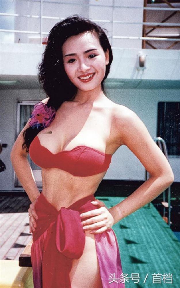Nữ thần phim 18+ là người tình màn ảnh bốc lửa nhất của Châu Tinh Trì giờ ra sao?-1