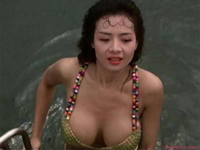 Nữ thần phim 18+ là người tình màn ảnh bốc lửa nhất của Châu Tinh Trì giờ ra sao?-4