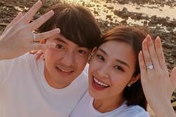 5 ngày làm vợ Ông Cao Thắng, dâu mới Đông Nhi vẫn bỡ ngỡ: 'Thế là mình cưới nhau rồi đấy'