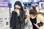 Trịnh Sảng bị fan cuồng rượt đuổi chạy sấp mặt ở sân bay