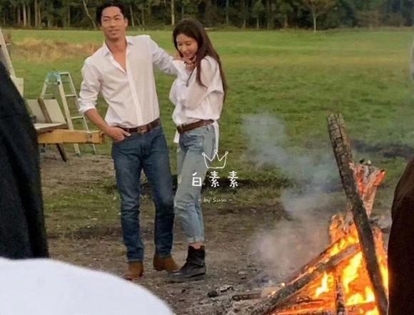 Vừa chụp xong ảnh cưới, Lâm Chí Linh bị phản đối vì tổ chức hôn lễ ở bảo tàng-1