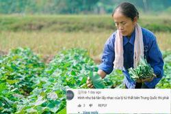Sau 'Ẩm thực mẹ làm', bà Tân Vlog tiếp tục bị soi làm clip giống kênh nấu ăn nổi tiếng của Trung Quốc