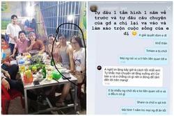 Cô gái chụp ảnh cùng nam diễn viên Thanh Bình tung tin nhắn minh oan