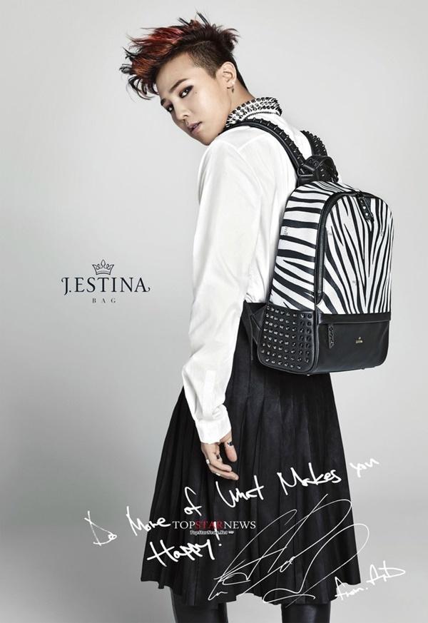G-Dragon luôn được khen dù mặc váy dài hay quần áo khó hiểu-11