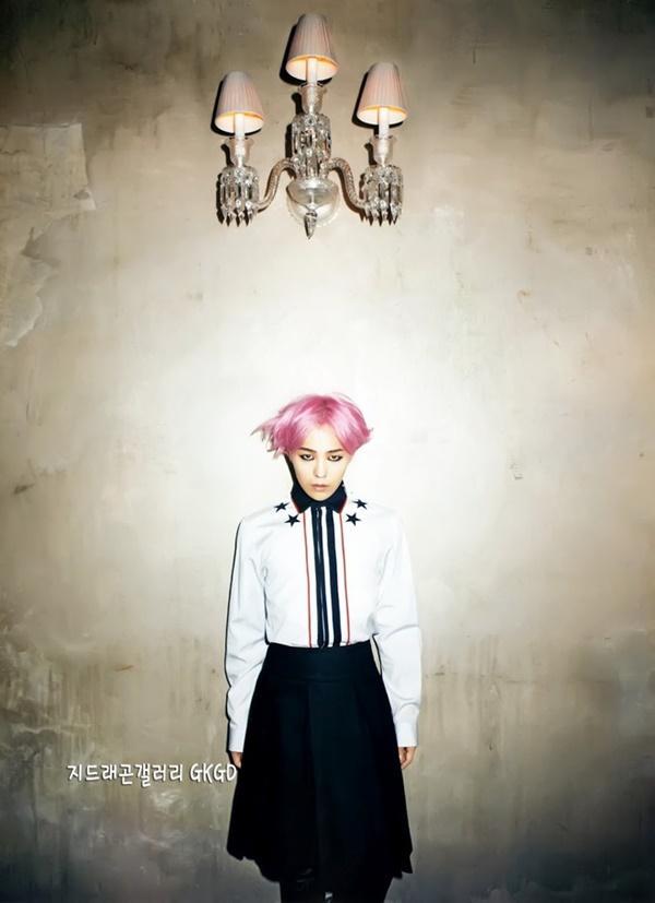G-Dragon luôn được khen dù mặc váy dài hay quần áo khó hiểu-8