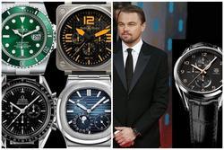 Choáng với bộ sưu tập đồng hồ đáng giá cả gia tài của loạt siêu sao thế giới