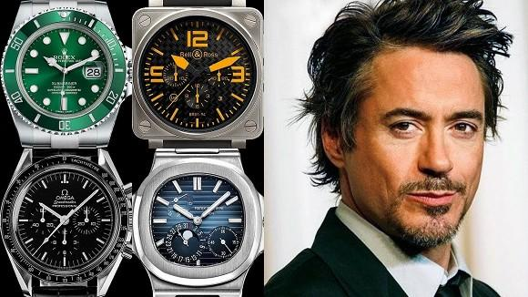 Choáng với bộ sưu tập đồng hồ đáng giá cả gia tài của loạt siêu sao thế giới-2