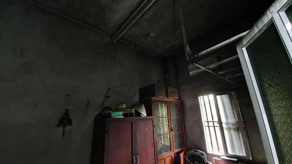 Vụ chồng giết vợ rồi đốt xác ở Thái Bình: Ám ảnh khói đen bao trùm kín hiện trường-7