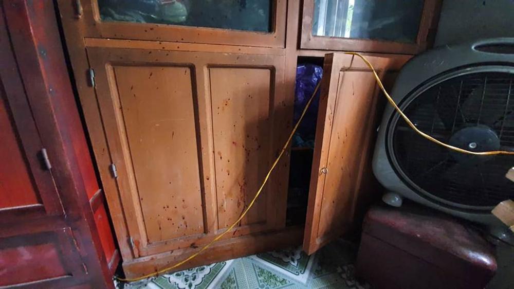 Vụ chồng giết vợ rồi đốt xác ở Thái Bình: Ám ảnh khói đen bao trùm kín hiện trường-12