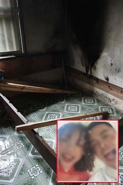 Vụ chồng giết vợ rồi đốt xác ở Thái Bình: Ám ảnh khói đen bao trùm kín hiện trường
